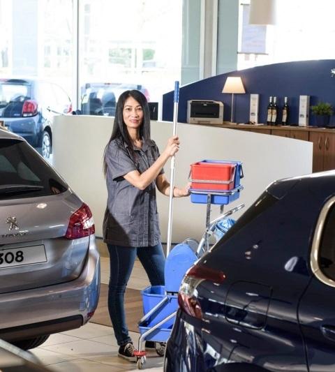 Auto - en garagebedrijven