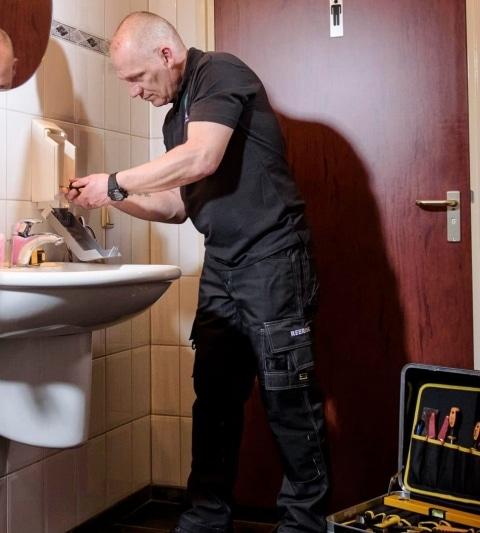 Reparatie – en montagewerkzaamheden
