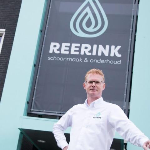 Schoonmaakbedrijf Reerink neemt Hoveniersbedrijf Leo Pierik over