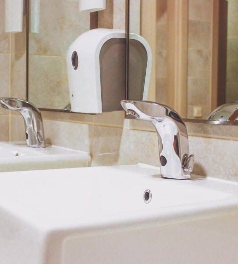 Sanitaire voorzieningen/toiletinrichting